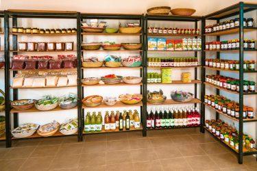 Une large gamme de produits biologiques